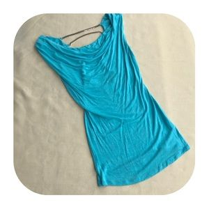 6/$15 Miss Me tank blouse size small